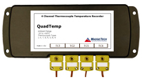 MATREC001: QuadTemp Thermocouple