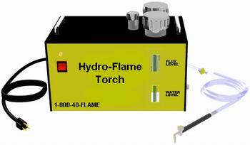 TIPHEN196: Hydro-Flame Torch Complete Package